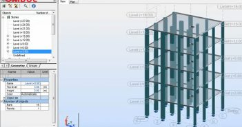Phần mềm thiết kế Robot Structural Analysis Professional