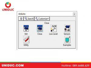 Hướng dẫn điều khiển arduino bằng labview