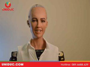 Robot trí tuệ nhân tạo Sophia