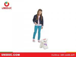 Robot chó FurReal Friends Get Up & GoGo My Walkin' Pup Pet