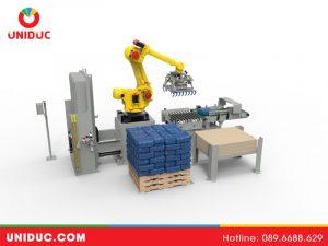 Robot bốc vác hàng hóa
