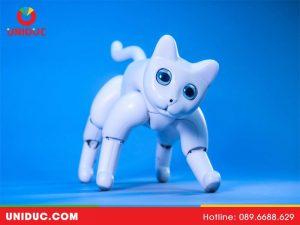 Tại sao nhiều người chọn nuôi Robot mèo ?